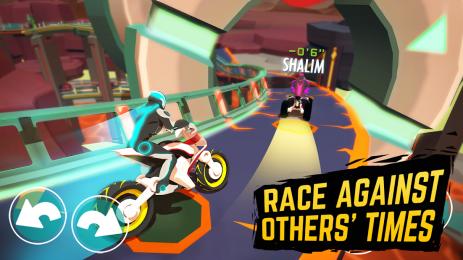 Скриншот Gravity Rider