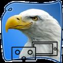 eagle SURVIVAL vr SIM - icon