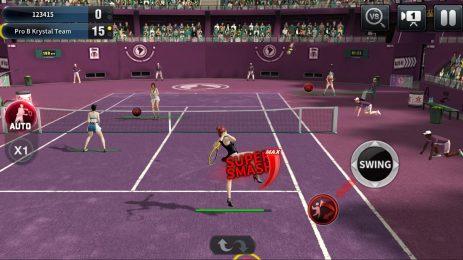 Скриншот Ultimate Tennis
