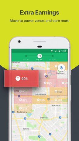 Скриншот Ola Partner 4
