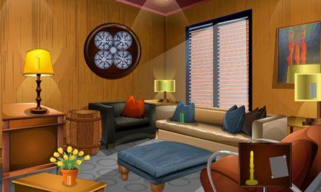 Скриншот 501 Free New Room Escape Game