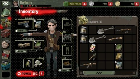 Скриншот The Walking Zombie 2: Zombie shooter