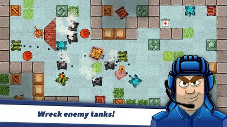 Скриншот Awesome Tanks