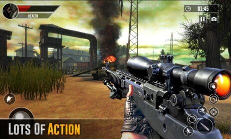 Скриншот IGI снайпер 2019: нас армия командос миссия
