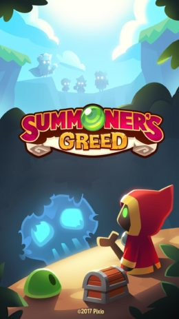 Скриншот Summoner's Greed: Endless Idle TD Heroes