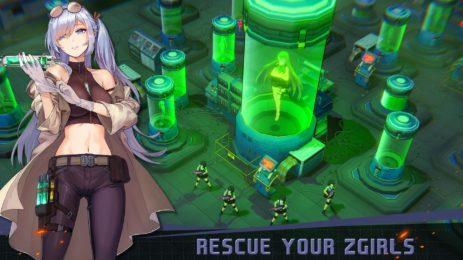 Скриншот Furies: Last Escape