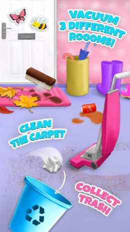 Скриншот Sweet Baby Girl Daycare 4
