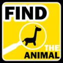 Найди животное - icon