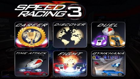 Скриншот Speed Racing Ultimate 3