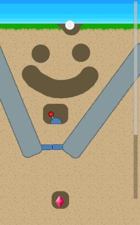 Скриншот Dig it your way!