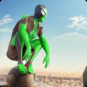 Rope Frog Ninja Hero - icon