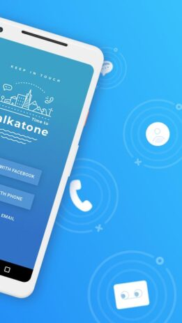Скриншот Talkatone: Free Texts, Calls & Phone Number