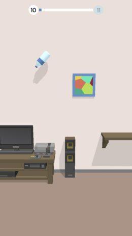 Скриншот Bottle Flip 3D