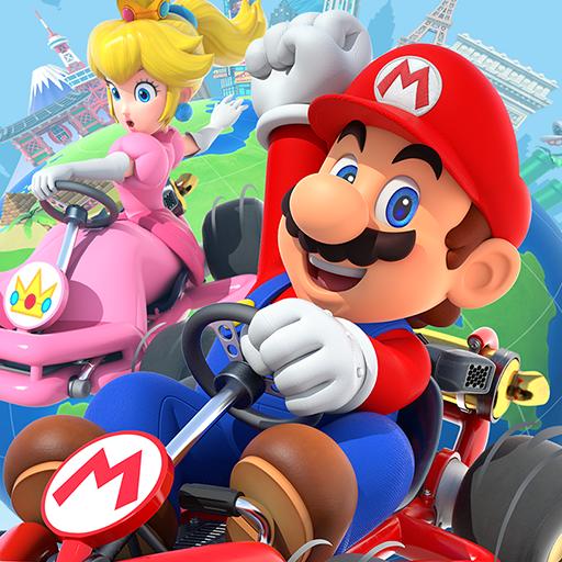Cover art of «Mario Kart Tour» - icon
