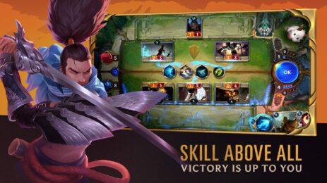 Скриншот Legends of Runeterra