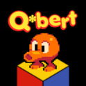 Q*bert - icon