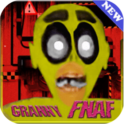 Scary FNAP GRANNY – Horror Game Mod 2019 - icon