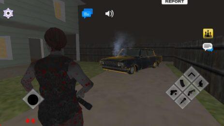 Скриншот Multiplayer Granny Mod: Horror Online Game
