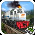 Indonesian Train Simulator - icon