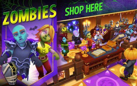 Скриншот Shop Titans: дизайн и Сделка