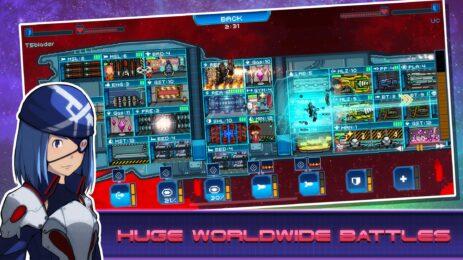 Скриншот Pixel Starships™ : Hyperspace