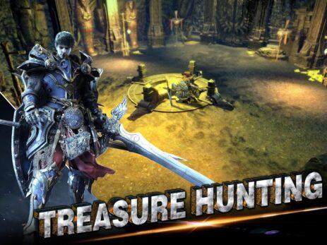 Скриншот Brave Blades: Discord War 3D Action Fantasy MMORPG