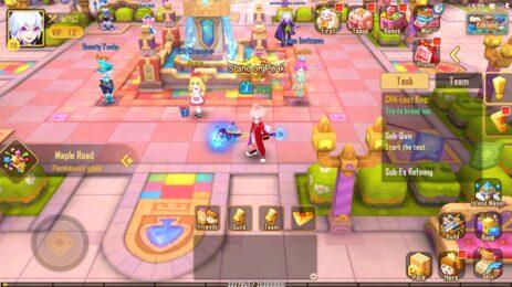 Скриншот Tales of Edeland