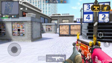 Скриншот Modern Ops 4