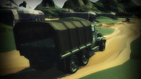 Скриншот Dust of Tanks