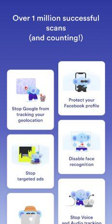 Скриншот Jumbo: Privacy + Security 4