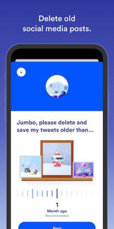 Скриншот Jumbo: Privacy + Security 6