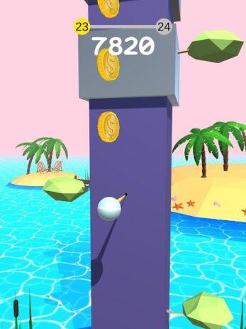 Скриншот Pokey Ball