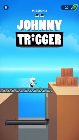 Скриншот Johnny Trigger