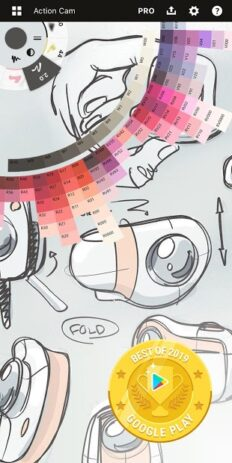 Скриншот Концепты: создавайте эскизы, проекты, иллюстрации 0