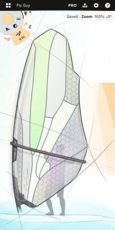 Скриншот Концепты: создавайте эскизы, проекты, иллюстрации 3