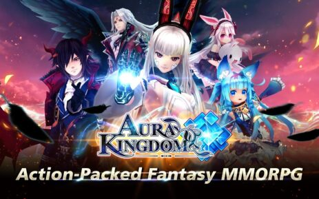 Скриншот AURA KINGDOM