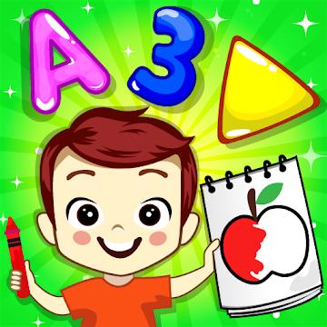 Cover art of «Дети обучения игры английский» - icon