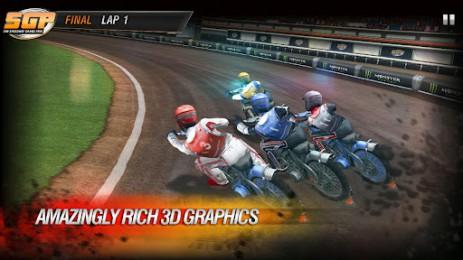 Speedway GP 2012 – гонки на мотоциклах | Android