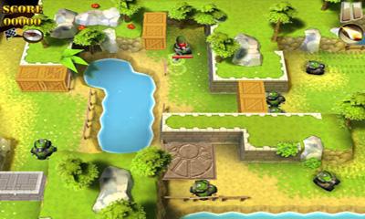 Скриншот Танчики 3D. Танковые баталии