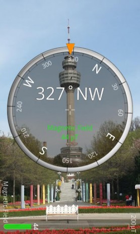 Скриншот Компас : Smart Compass