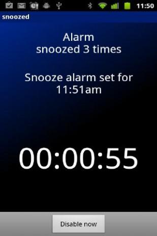 Скриншот Alarm Clock Xtreme