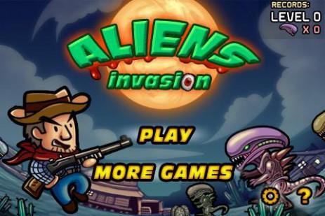 Aliens Invasion - thumbnail