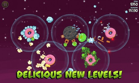 Angry Birds Space | Android