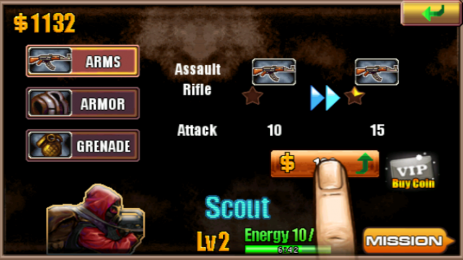 Assaulter and Metal Slugs | Android
