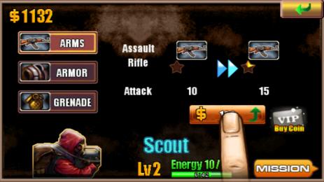 Скриншот Assaulter and Metal Slugs