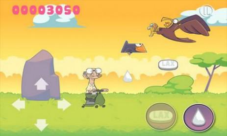 Скриншот Bird Jerk