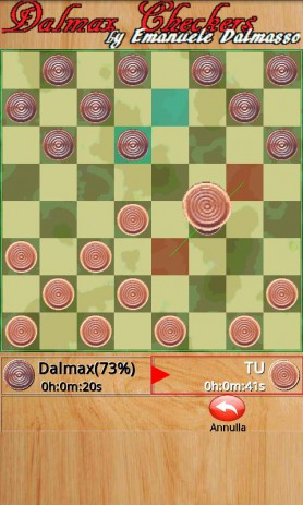 Dalmax Checkers | Android
