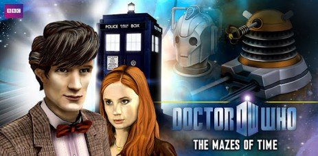 Doctor Who: The Mazes of Time - thumbnail