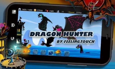 Скриншот Dragon Hunter