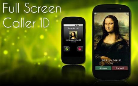 Poster Full Screen Caller ID